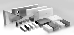 Slip gauges, Gauge Blocks - Carbide, steel, ceramic